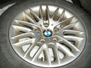 4  BMW 16in Mags Rims Wheels West Island Greater Montréal image 1