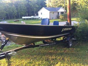 Chaloupe 2013 (comme neuf) / Fishing Boat 2013 (like new) Gatineau Ottawa / Gatineau Area image 2