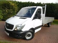 2014 Mercedes-Benz Sprinter 313 2.1 CDI LWB 13FT 6 DROPSIDE