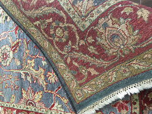 Persian rug 100% hand knotted wool