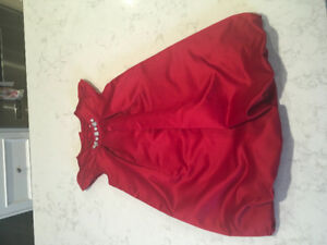 Gymboree Christmas dress size 5T