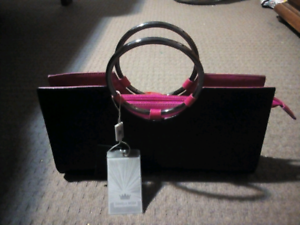 Daniela Moda leather bag