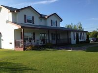 BEAUTIFUL FAMILY HOME ON ACRE LOT
