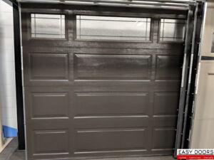 DEMO GARAGE DOOR FOR SALE 1/2 PRICE 50% OFF!! CALL (905)601-8112