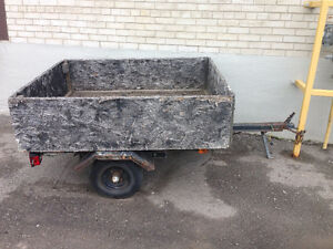 utility Trailer small box