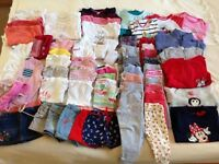 Girls 2-3 years clothes for sale, 70 items
