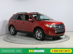 2013 Ford EDGE SEL AWD A/C NAVIGATION MAGS BLUETOOTH