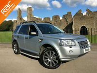 2010 Land Rover Freelander HSE 2.2Td4 HSE **Full Leather - Full History**