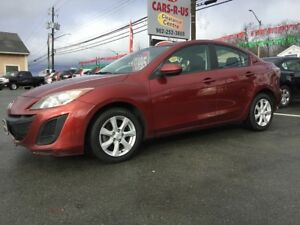 2011 Mazda MAZDA3 GX     NO TAX SALE!! month of December only!