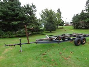 Boat Trailer for up to 26' to 28' boat