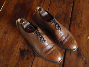 Mint Dacks Quality Buffalo Leather Dress Shoes S10.5 - $79 West Island Greater Montréal image 2