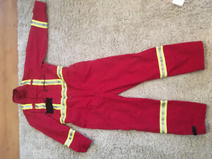 Large FR Dakota coveralls