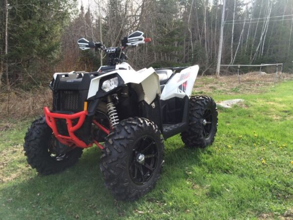 Used 2014 Polaris scramblerXP