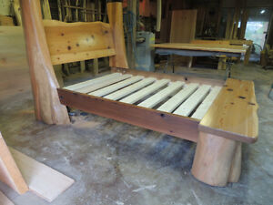 Hand crafted one of a kind real wood beds by local family Co. Comox / Courtenay / Cumberland Comox Valley Area image 9