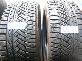 225 50 17 part worn tyres matching winter continentals used tires