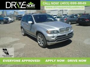2006 BMW X5 4.8IS FULLY LOADED ALL OPTIONS AWD