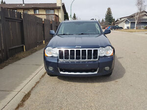 2008 Jeep Grand Cherokee S Limited SUV, Crossover