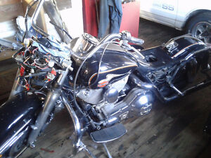 1992 HD Police Special Electra Glide