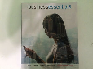 business essentials 7th Canadian edition