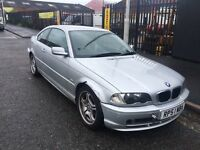 Bmw 320 ci 2.2 coupe 51 plate breaking for parts all parts available