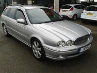 jaguar 2.5 x type petrol and lpg conversion ,spare or repair