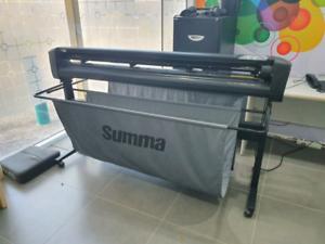 Summa Cut Cutter d160 vinyl cutting plotter | Miscellaneous