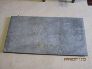 galvanized 2 ft. x 4 ft. shelving---- $10 EACH