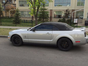 2006 Ford Mustang Pony Package Convertible