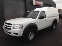 * SOLD * 2007 Ford Ranger 2.5 TDCi Single Cab 4x4 Diesel Pickup * 114k *