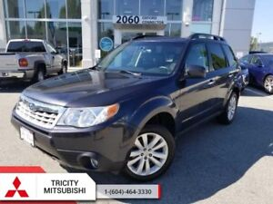 2011 Subaru Forester X LIMITED  NAVIGATION-SUNROOF-AWD