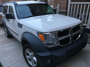 2007 Dodge Nitro SXT Retired owners low Kms