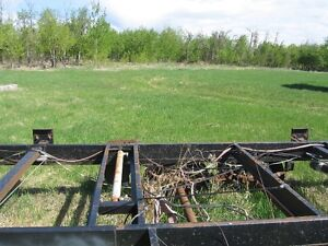 Have Yard storage - 10min north on manning - towards fort sask