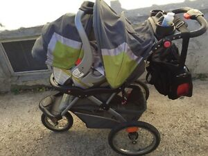 Baby trend jogging travel system