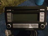 VW Car CD Player