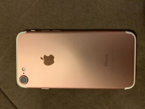 For Sale - iPhone 7 128gb Rose Gold