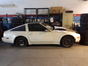 1988 Nissan 300ZX SS whole or part out