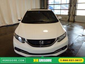 2014 Honda Civic Si TOIT GPS SIEGES CHAUFFANTS BLUETOOTH CAMÉRA