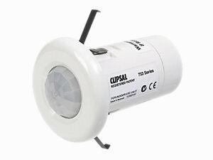 Clipsal Infrascan 360 Pasive Motion Infrared Sensor Passive Flush Mount PIR 753R