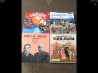 "Vinyl 12"" Gilbert & Sullivan £3 EACH"