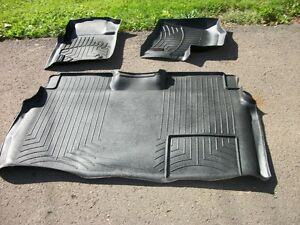 Wheather Tech Mats Front & Back