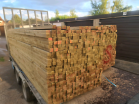Timber lats
