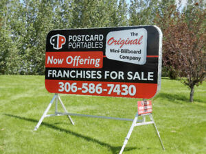 Canada's Leading Sign Franchise Available