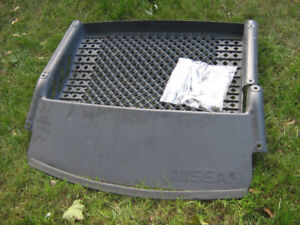 Xterra roof rack luggage basket factory part