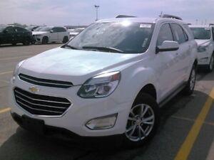 2016 Chevrolet Equinox LT 0.9% for up to 24 months O.A.C.!