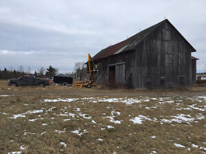 BARN DEMOLITION , FULLY COVERED BY INSURANCE Peterborough Peterborough Area image 4