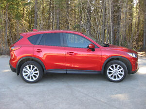 Mint 2015 Mazda CX-5 GT SUV, Crossover 22,000 kms.