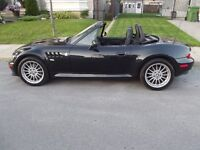 2001 BMW 3.0i ROADSTER (2 door)