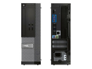 Ordinateur DELL OptiPlex 3020 SFF - Core i3 - 6GB RAM - 500GB
