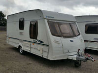 Lunar Ultima 462L. (2004) 2 Berth L Shape Front. Includes Awning