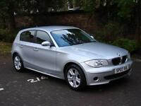 EXCELLENT EXAMPLE!! 2007 BMW 1 SERIES 1.6 116i ES 5dr, FSH, 1 YEAR MOT, WARRANTY